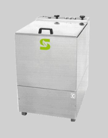 Lavaverdure con centrifuga Essicatori Professionali Industriali